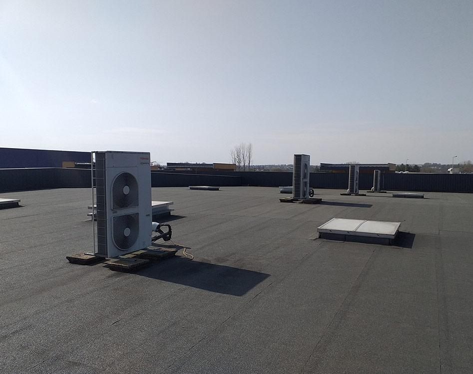 ECPR Nantes climatisation professionnels 44