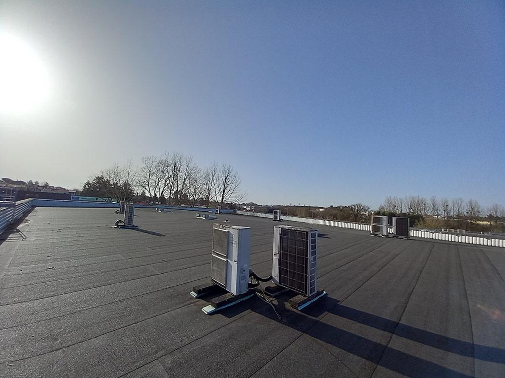 climatisation ECPR Nantes toiture prêt à porter