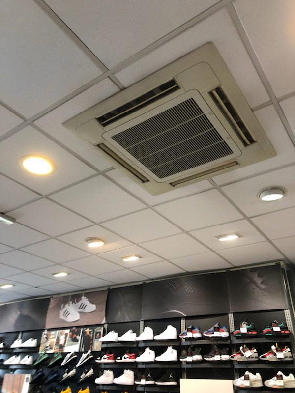 climatisation Pornic ECPR magasin électricité
