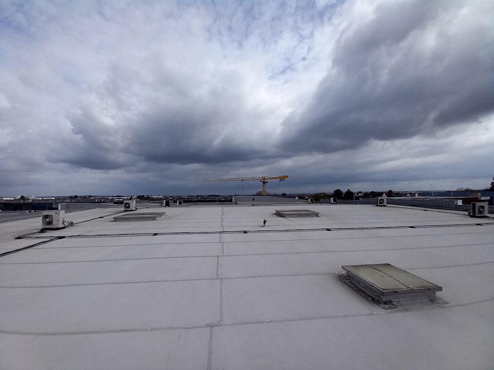 Climatiser bâtiment Nantes électricien ECPR