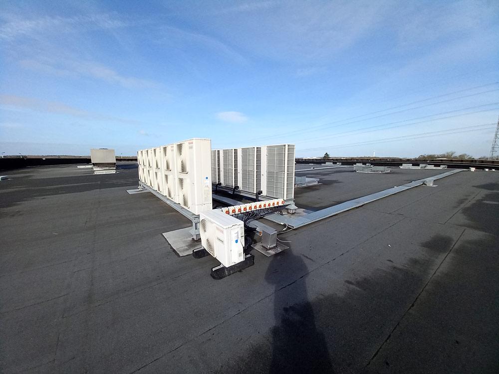 Nantes climatisation entreprises ECPR professionnels
